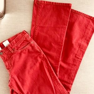 Lucky 🍀 Brand Tomato Bootcut Jeans, size 29/8!!
